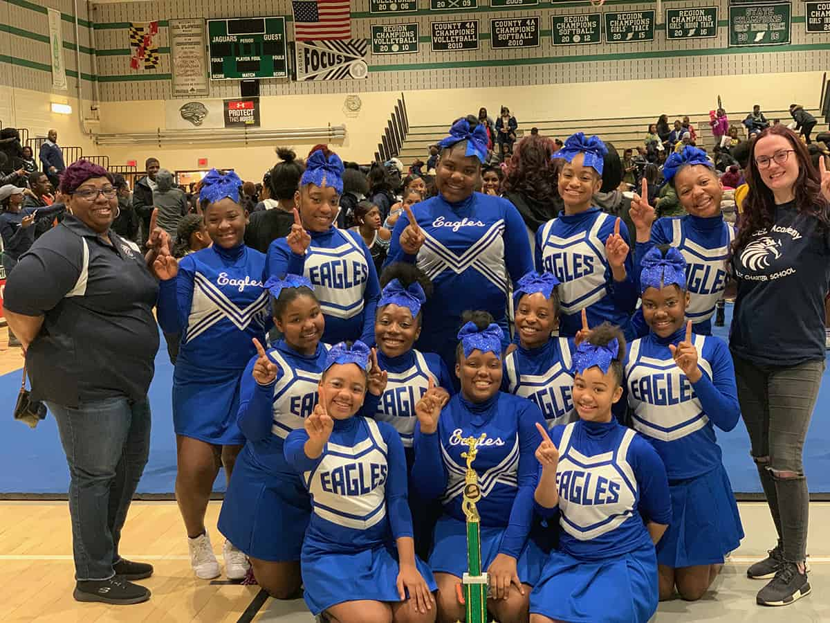 EXCEL Academy Cheer Squad